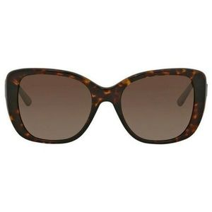 Tory Burch Accessories - Tory Burch Square Brown Gradient/Polarized Lens